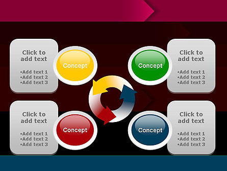 Options Banner PowerPoint Template Slide 9