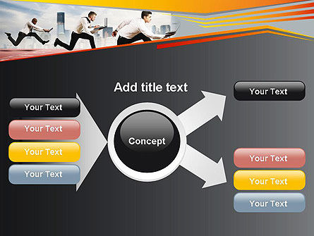 Business Competing PowerPoint Template Slide 14