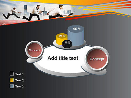 Business Competing PowerPoint Template Slide 16