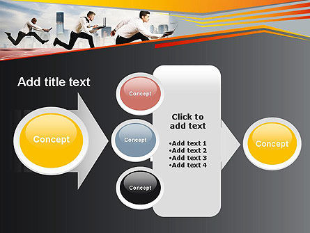 Business Competing PowerPoint Template Slide 17
