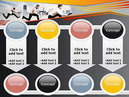 Business Competing PowerPoint Template Slide 18