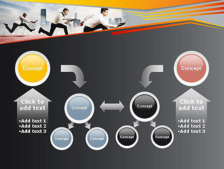 Business Competing PowerPoint Template Slide 19