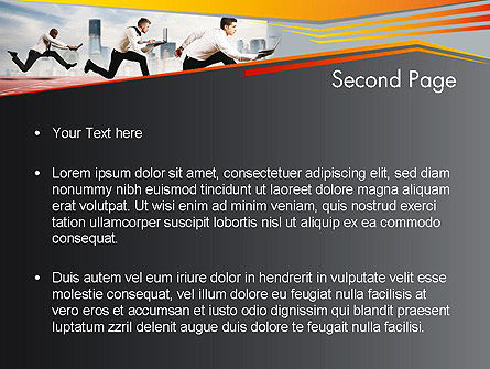 Business Competing PowerPoint Template Slide 2