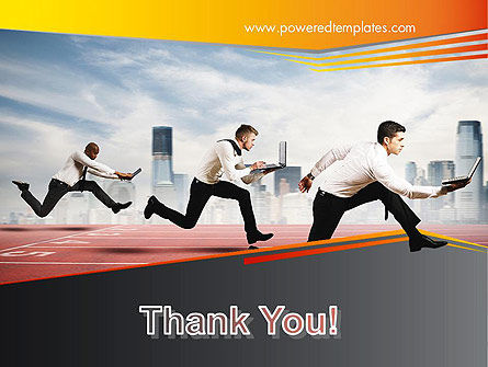 Business Competing PowerPoint Template Slide 20