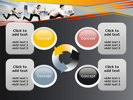 Business Competing PowerPoint Template Slide 9
