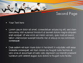 Business Competing PowerPoint Template#2