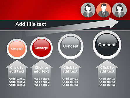 Team Presentation PowerPoint Template Slide 13