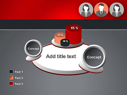 Team Presentation PowerPoint Template Slide 16