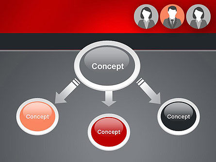 Team Presentation PowerPoint Template Slide 4