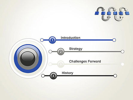 Innovation Processes PowerPoint Template, Slide 3, 12367, Business Concepts — PoweredTemplate.com