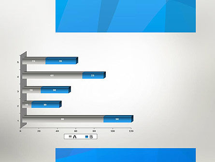 Blue Layers PowerPoint Template Slide 11