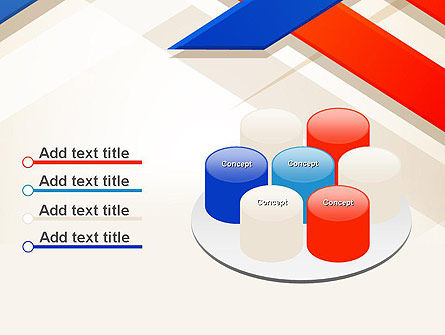 Abstract Braided PowerPoint Template Slide 12