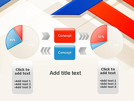 Abstract Braided PowerPoint Template Slide 16