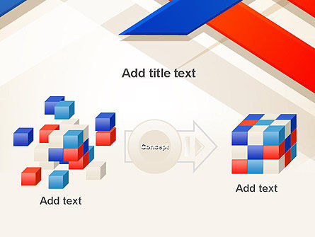 Abstract Braided PowerPoint Template Slide 17