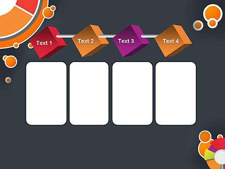 Circles and Pies PowerPoint Template Slide 18