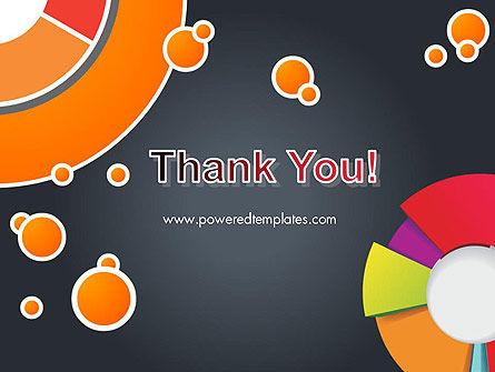 Circles and Pies PowerPoint Template Slide 20