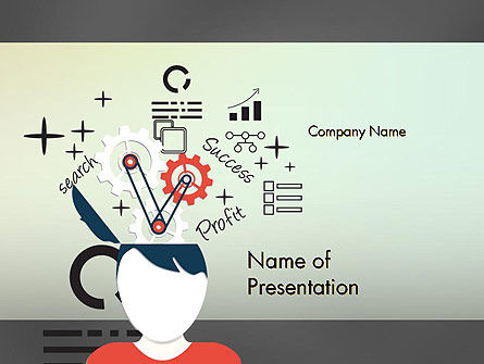Idea Generating Concept PowerPoint Template