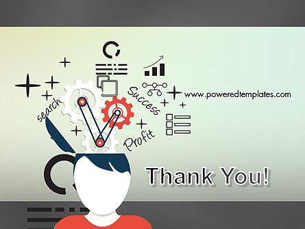 Idea Generating Concept PowerPoint Template Slide 20