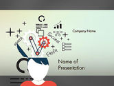 Business Concepts: Idea Generating Concept PowerPoint Template #12379