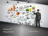 Consulting: Small Business Marketing PowerPoint Template #12383