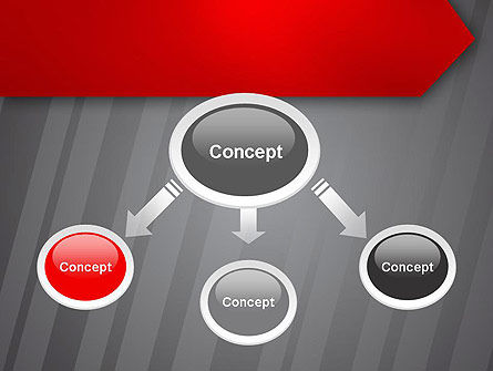 Keep Move On PowerPoint Template, Slide 4, 12385, Business Concepts — PoweredTemplate.com