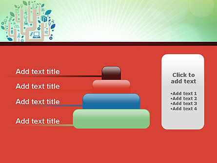 Education and Science PowerPoint Template Slide 8