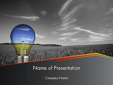 Brand Management PowerPoint Template, 12397, Careers/Industry — PoweredTemplate.com
