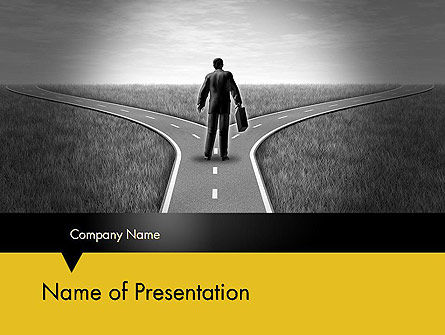 Business Concepts: Will PowerPoint Template #12399