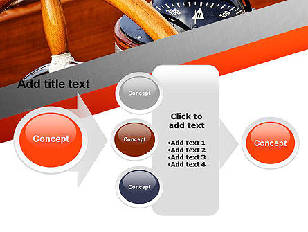 Yachting PowerPoint Template Slide 17