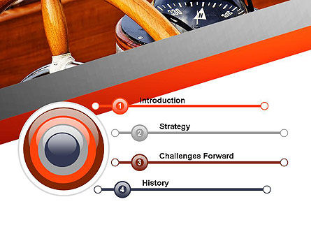 Yachting PowerPoint Template Slide 3
