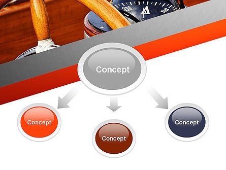 Yachting PowerPoint Template, Slide 4, 12401, Careers/Industry — PoweredTemplate.com