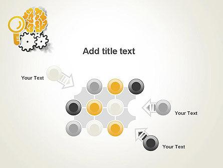 Working Brain PowerPoint Template Slide 10