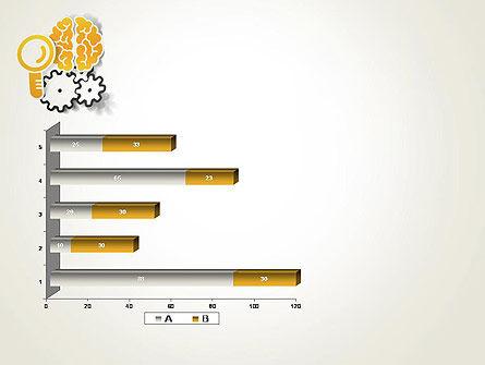 Working Brain PowerPoint Template Slide 11