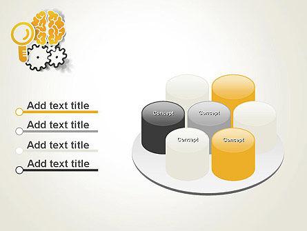 Working Brain PowerPoint Template Slide 12