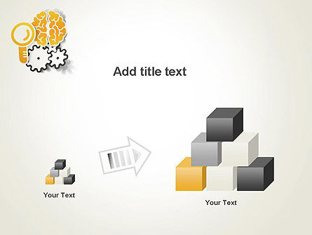 Working Brain PowerPoint Template Slide 13