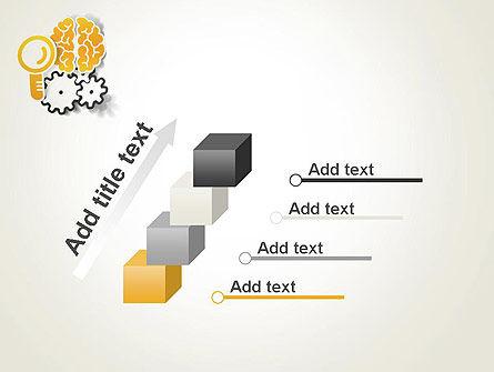 Working Brain PowerPoint Template Slide 14