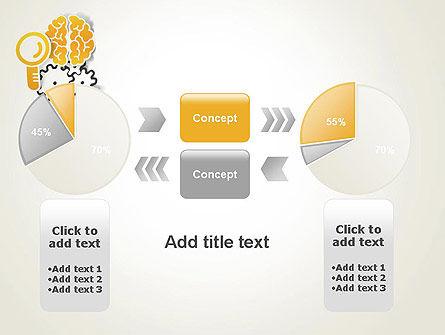 Working Brain PowerPoint Template Slide 16