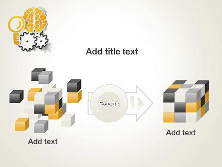 Working Brain PowerPoint Template Slide 17