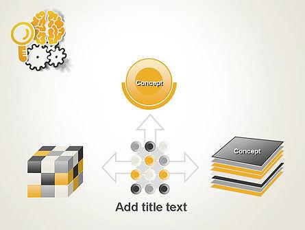 Working Brain PowerPoint Template Slide 19