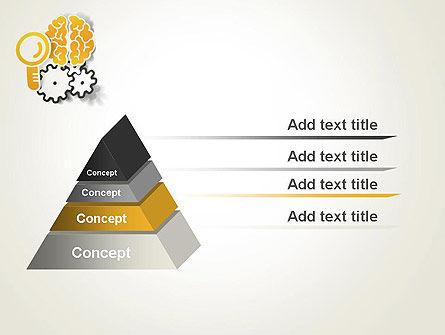Working Brain PowerPoint Template Slide 4