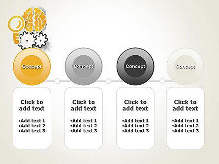 Working Brain PowerPoint Template Slide 5