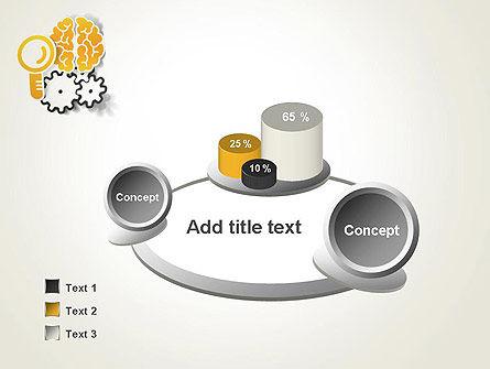 Working Brain PowerPoint Template Slide 6