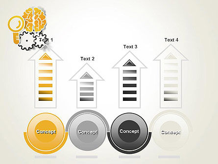 Working Brain PowerPoint Template Slide 7