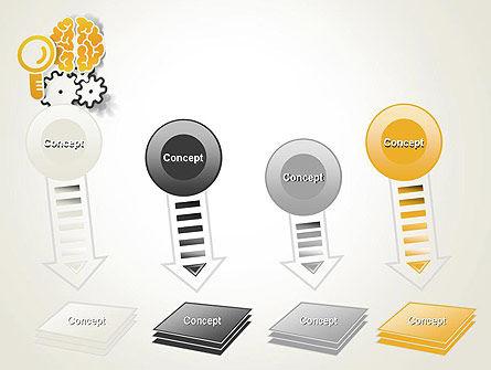 Working Brain PowerPoint Template Slide 8