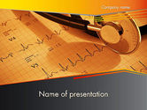 Heart Attack Symptoms PowerPoint Template#1