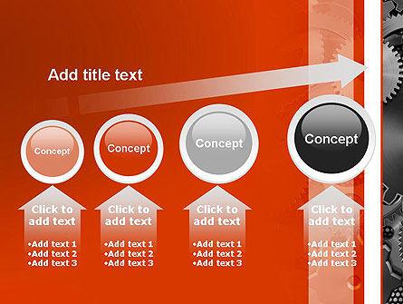 Cogwheels Concept PowerPoint Template Slide 13