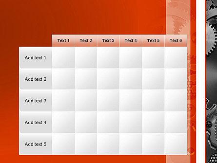 Cogwheels Concept PowerPoint Template Slide 15