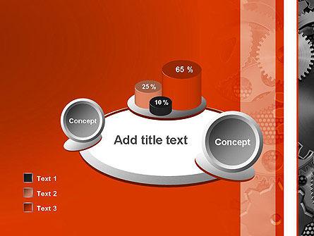Cogwheels Concept PowerPoint Template Slide 16