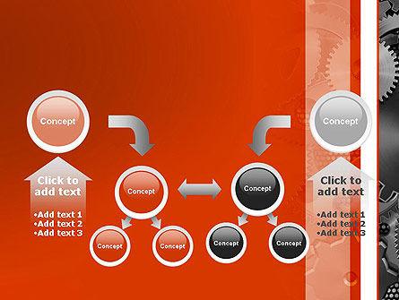 Cogwheels Concept PowerPoint Template Slide 19