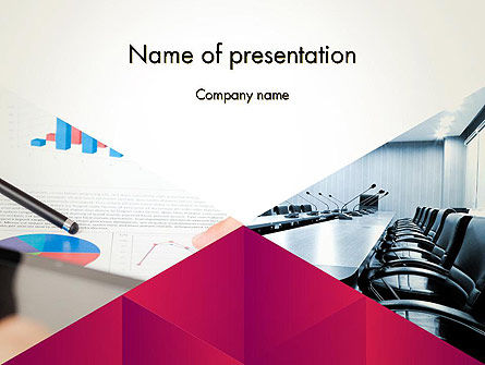 Meeting Preparation PowerPoint Template